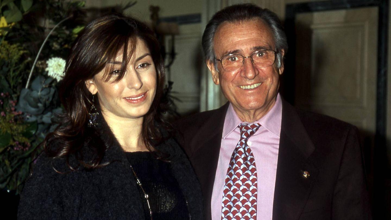 Vanessa junto a Manolo en una foto de archivo. (Cordon Press)