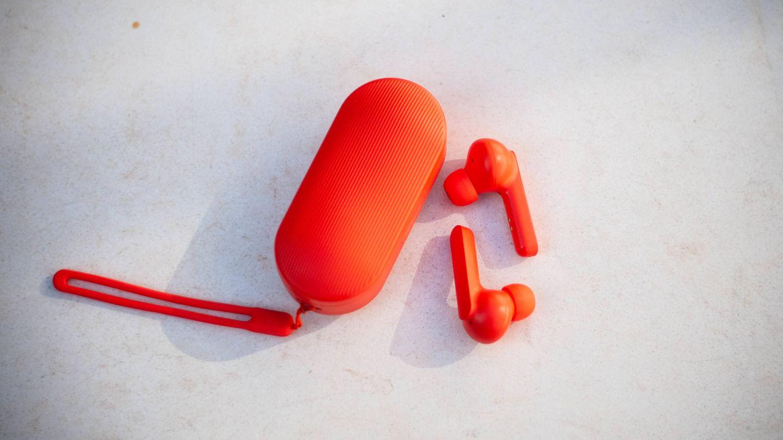 'Ticpods', nuevos 'airpods' todoterreno. (M. Mcloughlin)