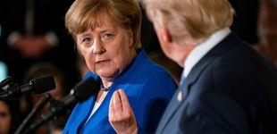 Post de Merkel no se fía de Trump: la canciller pide a la UE no contar con que EEUU le