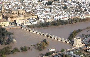 Ceden a dedo el sistema para evitar inundaciones en el Guadalquivir