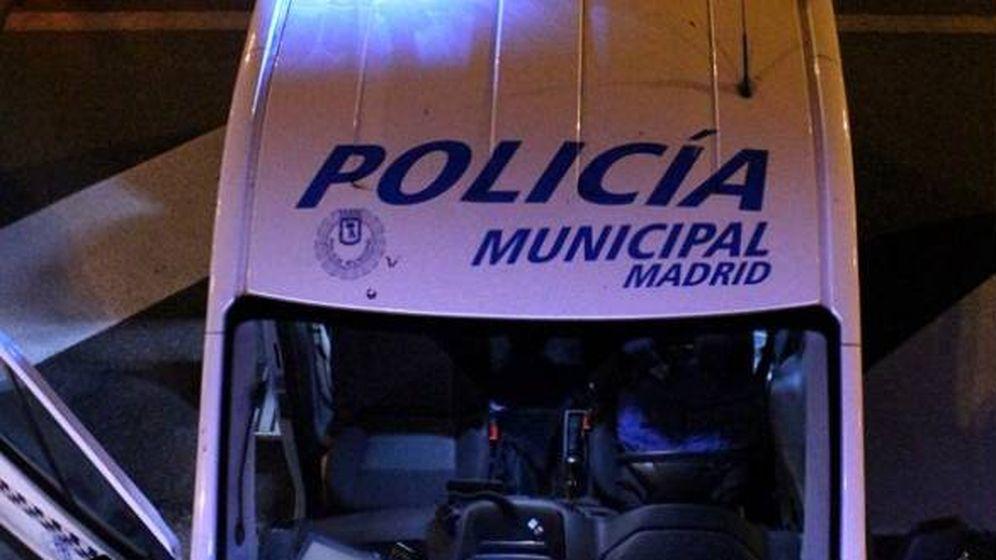 Foto: Coche patrulla de la Policía Municipal de Madrid (Policía de Madrid)