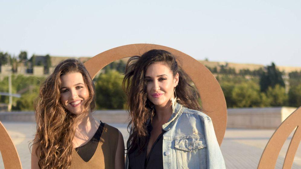 Foto: Alba Díaz y su madre, Vicky Martín Berrocal. (Getty)