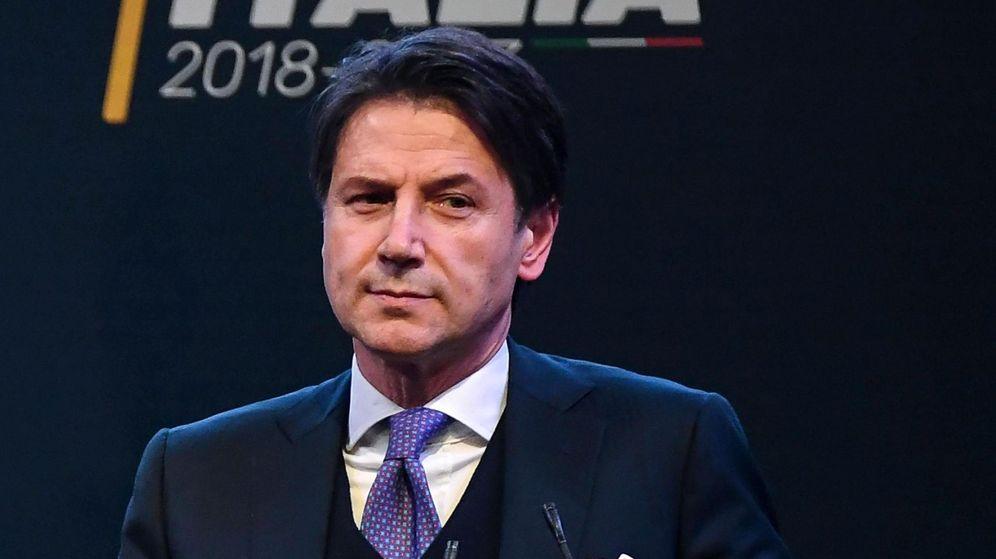 Foto: Giuseppe Conte, posible futuro primer ministro de Italia   EFE