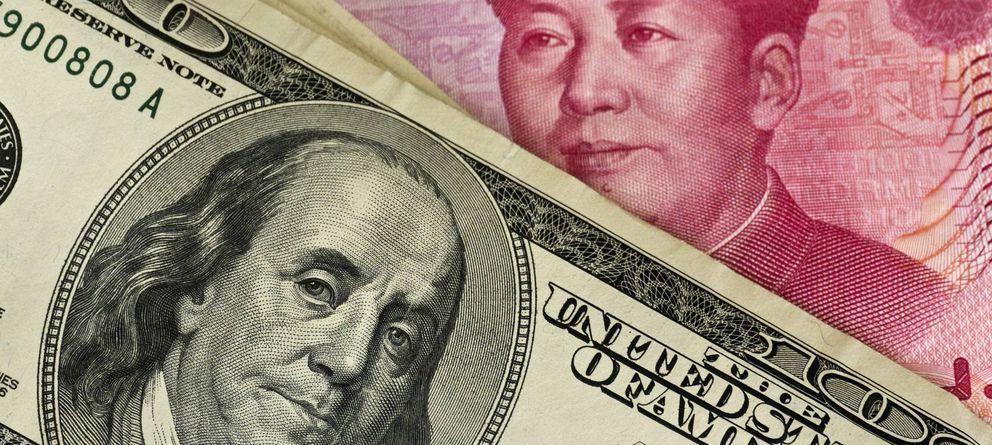 Foto: Renminbi vs. Dólar: el duelo entre EEUU y China se libra en el tablero de las divisas