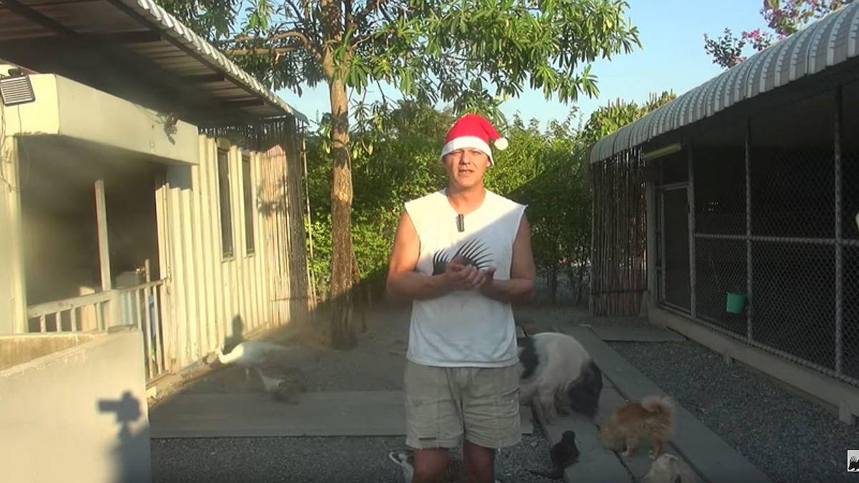 El particular mensaje navideño de Frank Cuesta: Hay que hacer, chavales