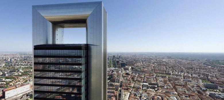Foto: Cepsa alquila la millonaria Torre Bankia con una opción de compra