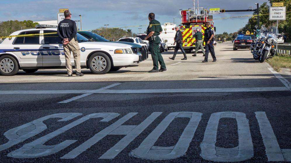 Foto: Tiroteo en Parkland, Florida | Reuters