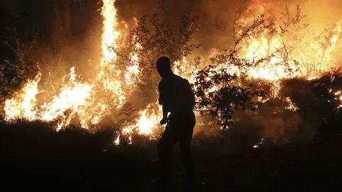 Incendio en Santiago y el Big Ben repica por última vez: el día en fotos