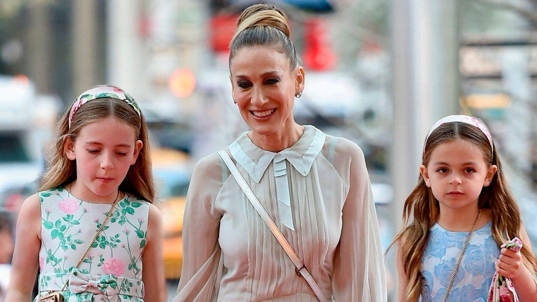 Las mellizas de SJP son las Leonor y Sofía de la realeza de Hollywood y sabemos por qué