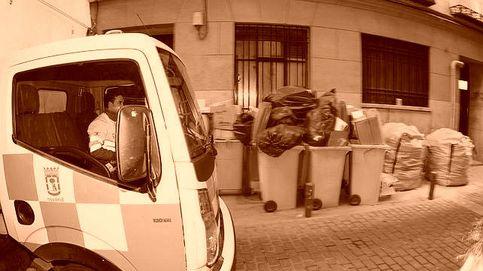 Hasta el cubo de la basura es mío (Cuento de Navidad)