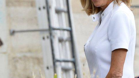 Brigitte Macron, preocupada por sus hijas y con el negocio familiar cerrado