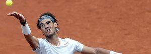Foto: Así vivimos en directo el partido de Roland Garros entre Rafa Nadal y Martin Klizan