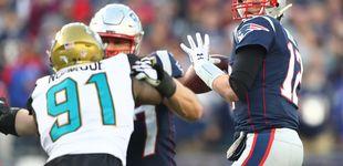 Post de Michael Jordan es la marca que Tom Brady quiere igualar en esta Super Bowl
