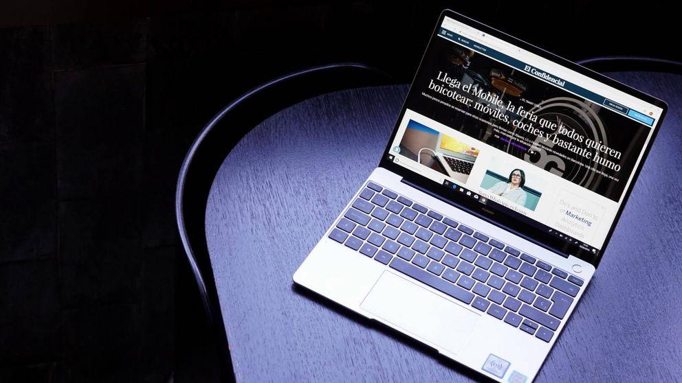 15 días con el Huawei Matebook: el portátil con Windows que coge lo mejor de Apple
