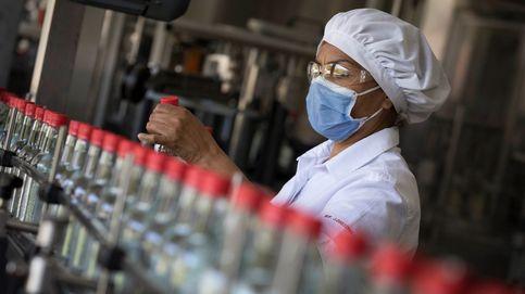 DYC supera el veto de Sanidad y surte de desinfectante a sanitarios de Segovia