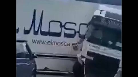 Un camionero atropella y mata a otro tras una discusión de tráfico en La Jonquera