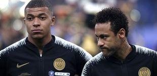 Post de La difícil relación de Mbappé con Neymar y las palomitas en el Real Madrid