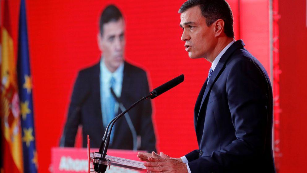 El PSOE promete subir las pensiones con el IPC en diciembre si gobierna