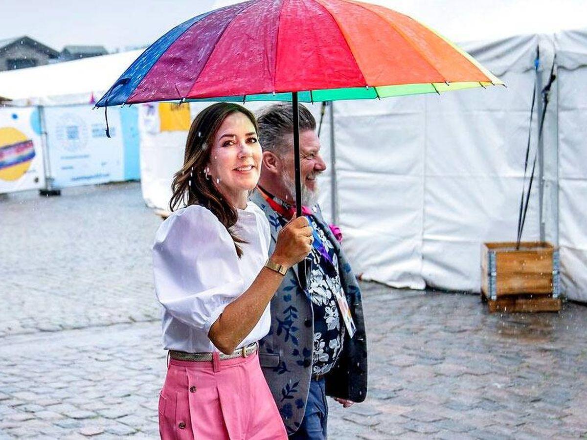 Foto: La princesa Mary de Dinamarca. (CP)