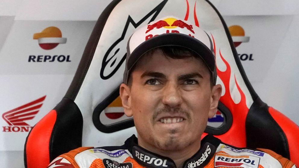 Es completamente falso. Jorge Lorenzo y los rumores sobre su no continuidad en MotoGP