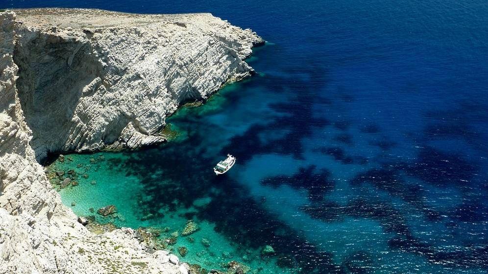 Foto: La isla de Anticitera, un lugar donde te pagan 500 euros al mes por vivir. (CC)