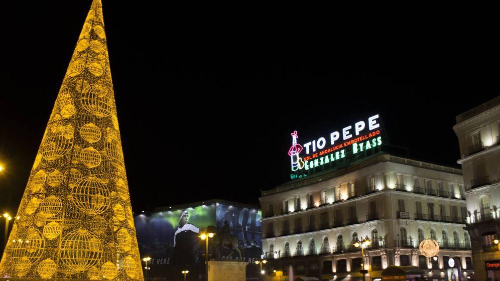 Drogas el c ctel explosivo de madrid en nochevieja las for Puerta del sol en nochevieja