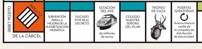 Foto: Españopoly, el libro que explica quiénes y cómo se han hecho con el poder en España