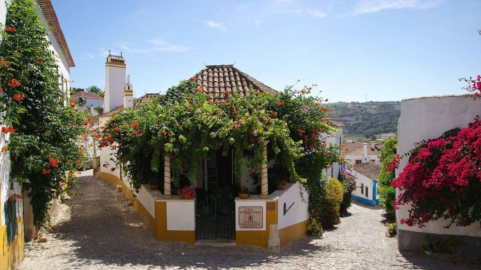 Óbidos, el pueblo de Portugal perfecto para esperar a los Reyes Magos (es un regalo)