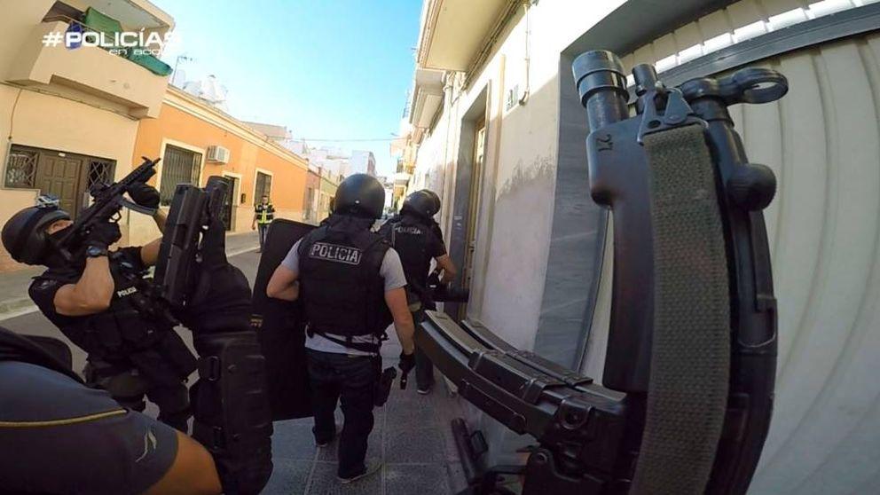 '091: Alerta Policía', título escogido por DMAX para mostrar el trabajo policial