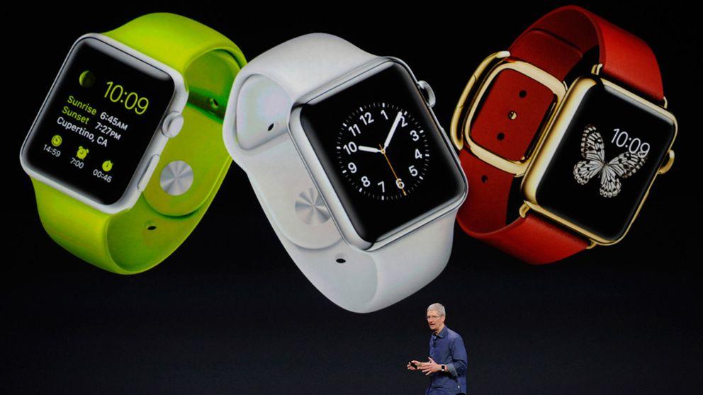 El 'smartwatch' de Apple no cala entre los más jóvenes