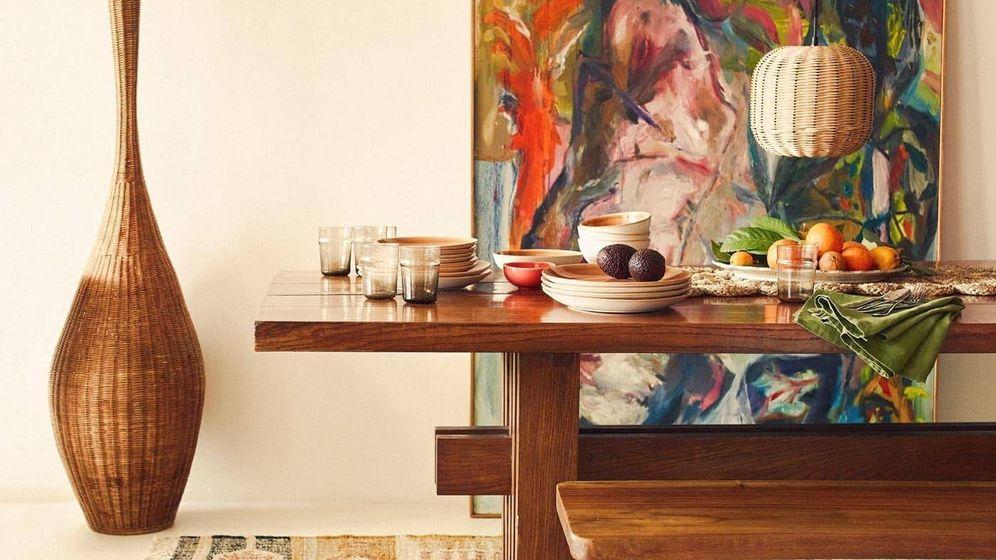 Foto: Zara Home te ayuda a tener la perfecta mesa de comedor. (Cortesía)