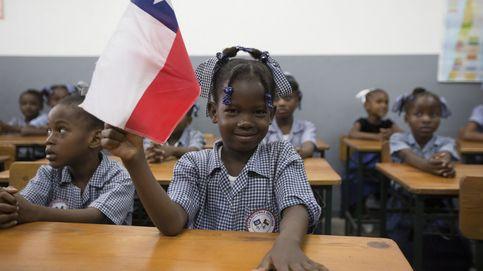 Chile ayuda a Haití