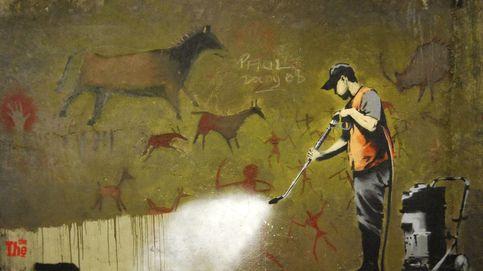 Banksy: El héroe enmascarado del arte callejero pierde su antifaz