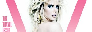 Foto: El provocativo posado de Nicole Kidman para la revista V Magazine