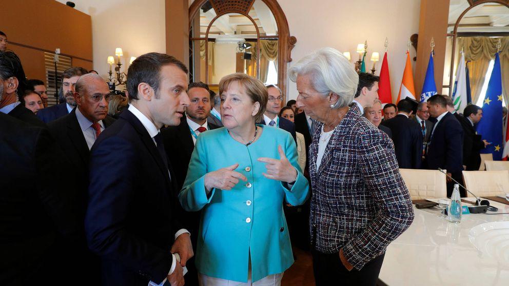 Las nueve piezas de Merkel y Macron para encajar el rompecabezas europeo