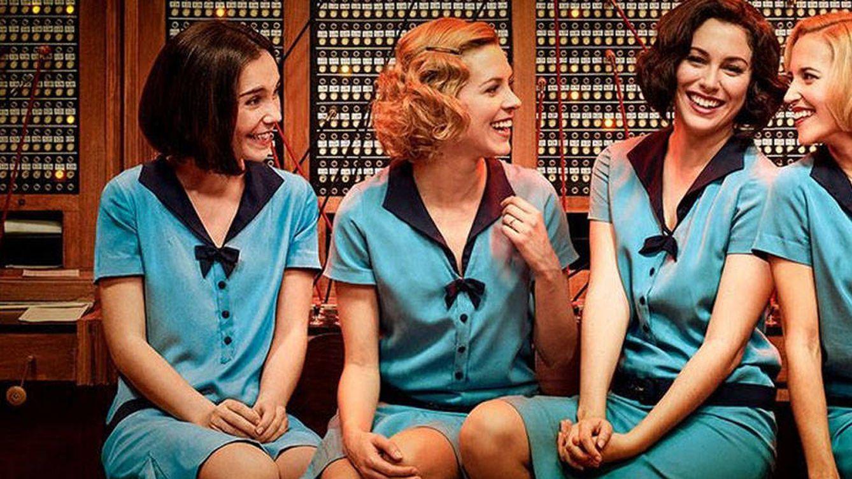 Foto: Fotograma: 'Las chicas del cable'.