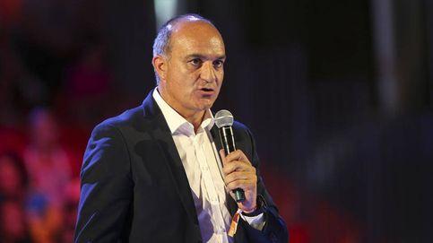 El vicepresidente de la Federación de Fútbol queda en libertad tras declarar ante el juez
