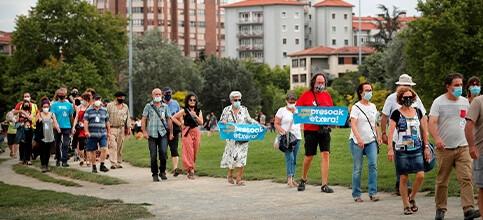 Foto de Desconvocada la marcha en apoyo aParot por la presión social de las víctimas