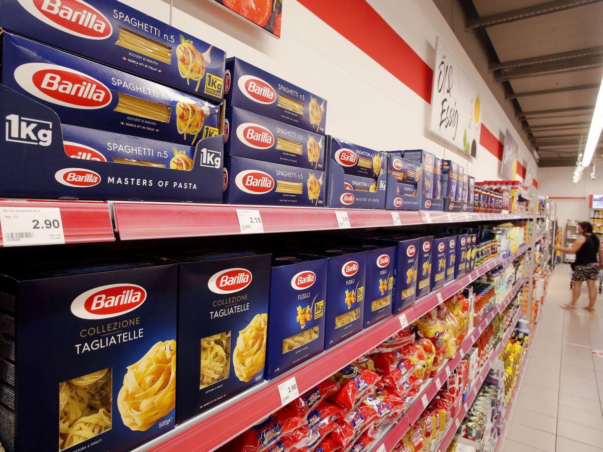 Foto: Barilla es una marca de pasta. (Reuters)