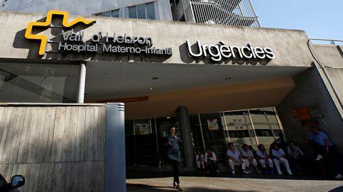 Ingresado un bebé de dos meses tras recibir una paliza de su padre en Barcelona