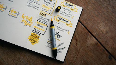 5 cuadernos ideales para tener a mano y donde poder apuntarlo todo