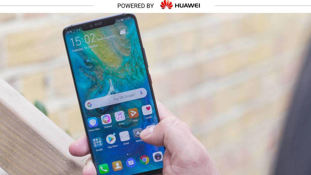 Huawei Mate 20: un enorme móvil con tres cámaras para hacer las mejores fotos