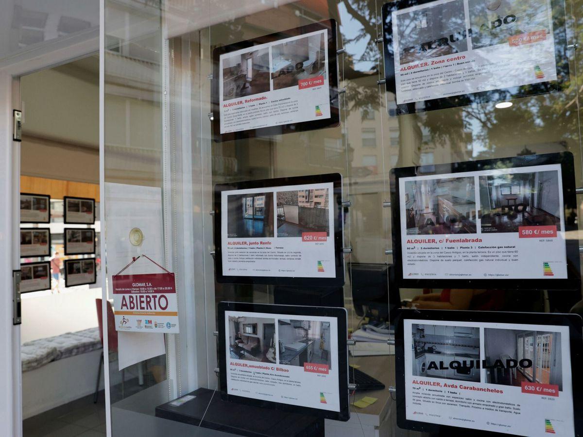 Foto: Récord histórico de ventas de casas: más de 50.000, el mejor mes desde el 'boom' de 2008. (EFE)