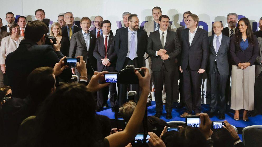 Los liberal-demócratas piden contagiar a la Eurocámara del 'efecto Ciudadanos'