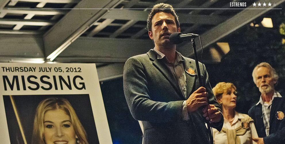 Foto: Fotograma del nuevo filme de David Fincher