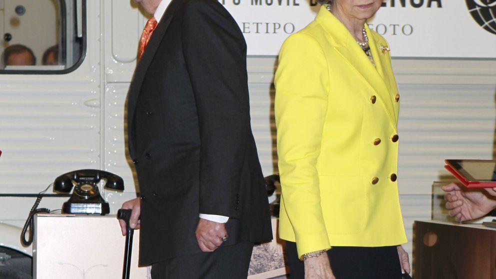 Don Juan Carlos y Doña Sofía: tú a los toros y yo a la ópera