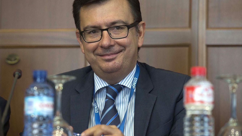 Foto: Román Escolano, futuro ministro de Economía y Competitividad (Efe)