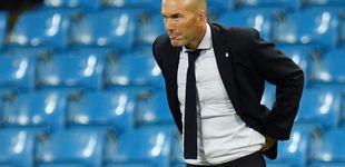 Post de El calentón de Zidane cuando no sabe por dónde le llegan los tiros en el Real Madrid
