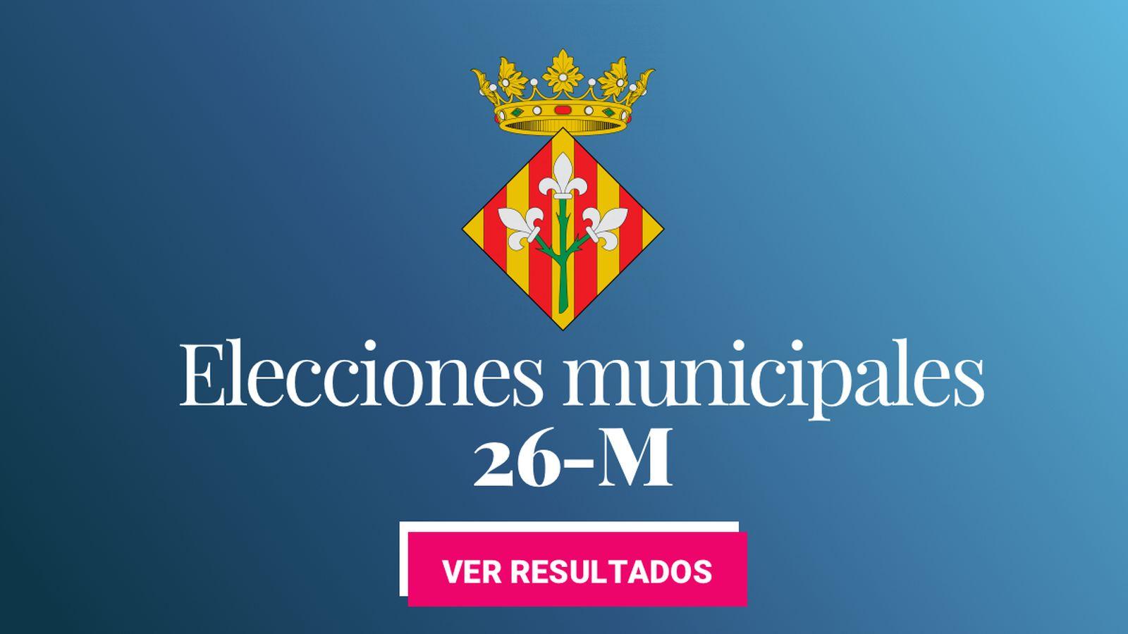 Foto: Elecciones municipales 2019 en Lleida. (C.C./EC)