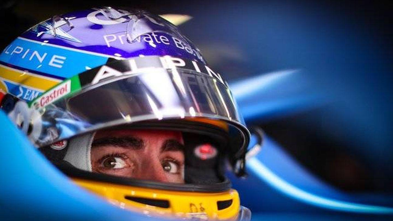 Alonso ya se ha adaptado a las particularidades del Alpine, diferente a los anteriores monoplazas que había pilotado en McLaren